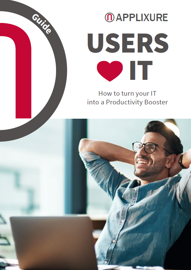More productive users with proactive IT